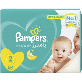 Pampers New Baby-Dry Diapers